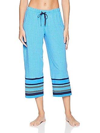 Jockey Womens Cropped Pajama Pant with Border Print ca9d539d3