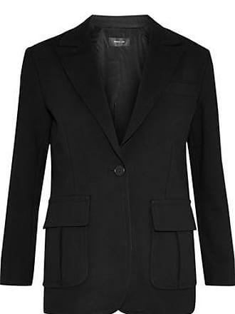 Derek Lam Derek Lam Woman Cara Ponte Blazer Black Size 48