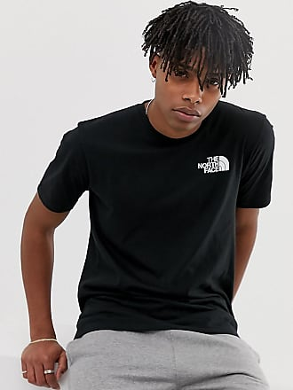 The North Face Simple Dome t-shirt in black Exclusive at ASOS - Black