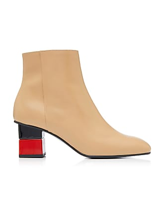 Yuul Yie MO Exclusive Leather Ankle Boots