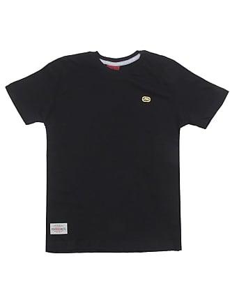 Ecko Camiseta Ecko Menino Lisa Preta