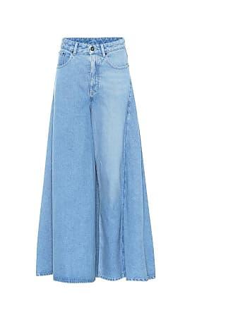 Y / Project Denim maxi skirt
