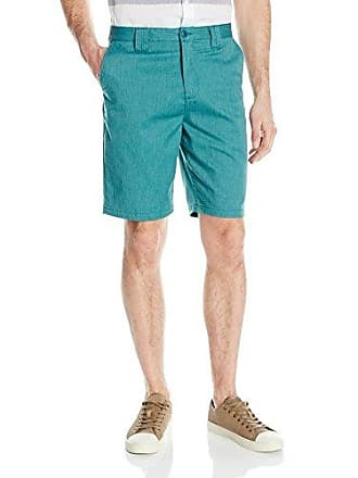 O'Neill Mens 21 Inch Outseam Hybrid Stretch Walk Short, Ink Heather/Contact, 36