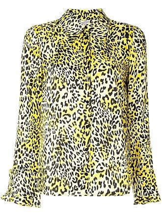 Baum Und Pferdgarten Camisa animal print - Amarelo