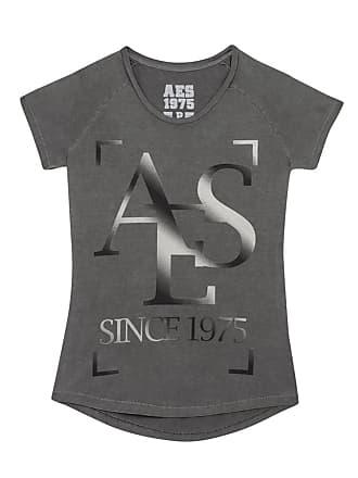 AES 1975 Camiseta AES 1975 Grey - GG