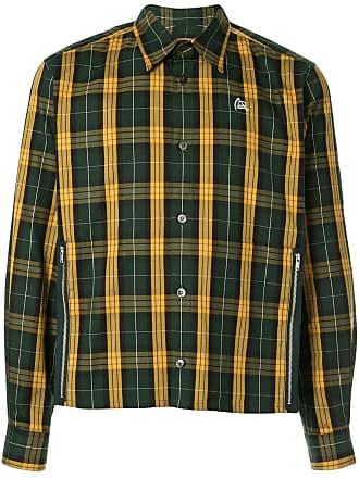 Undercover Camisa xadrez - Verde