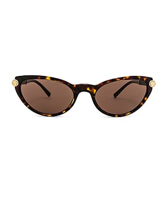 Versace V- Rock Cat Eye in Brown