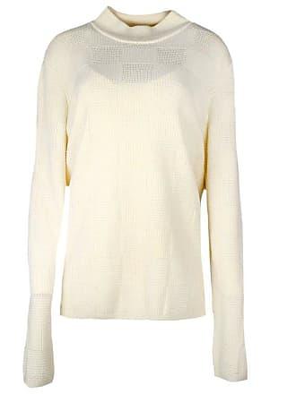 603f5528df3 Louis Vuitton Ivory Wool Marine Sailor Jumper Sweater Sz Xl W  Side  Shoulder Zip