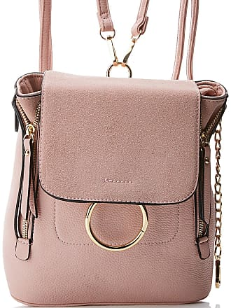 Swankyswans Swankyswans Womens Tina Backpack Bag Cross-Body Bag Pink (Pink)