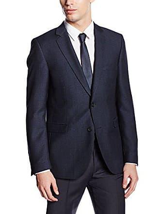 Strellson Premium Herren Sakko 11 Rich 1 10000438 Blau (Navy 410) 102 1e4569348aa