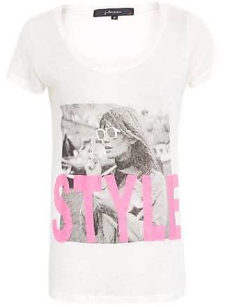 J. Chermann Camiseta Style Foto J.Chermann - Off White