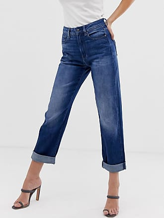 G-Star 3301 baggy boyfriend jeans - Blue