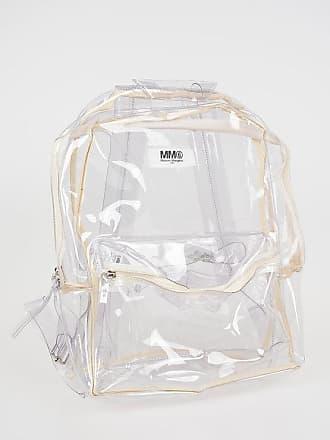 Maison Margiela MM6 transparent PVC Backpack size Unica