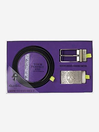Robert Graham Mens Belt Box Set in Black by Robert Graham