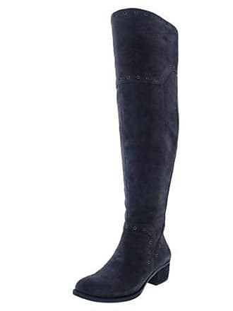 f88531d4562 Vince Camuto Womens BESTAN Over The Over The Knee Boot Granite Peak 5  Medium US