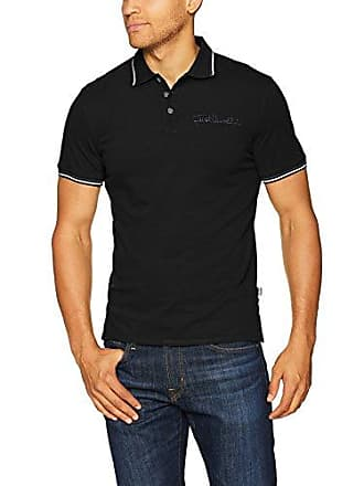 Just Cavalli Mens Signature Logo Tee, Black L