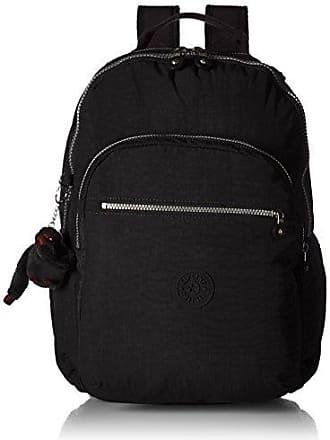 Kipling Seoul Go Black Laptop Backpack