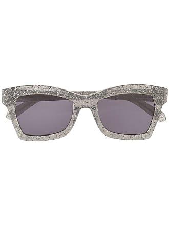 Karen Walker Óculos de sol quadrado Blessed - Preto