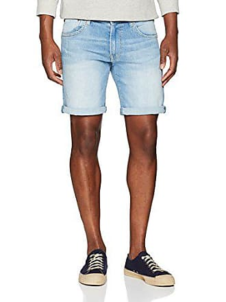 476553b81ba Pepe Jeans London Cane Short Short Homme Bleu (Denim) Taille Fabricant  33