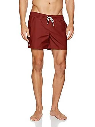 380b297c66 Lacoste MH7092 Short Homme Rouge (Iberis/Salvia 7aj) Large (Taille  fabricant: