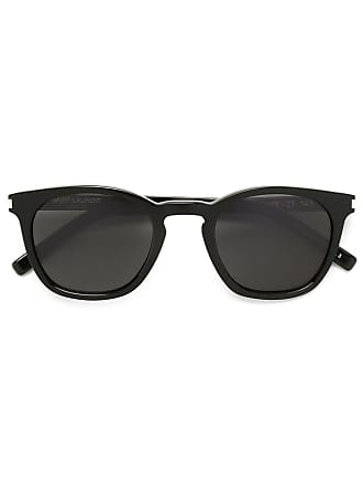 Saint Laurent Eyewear Óculos de sol wayfarer - Preto