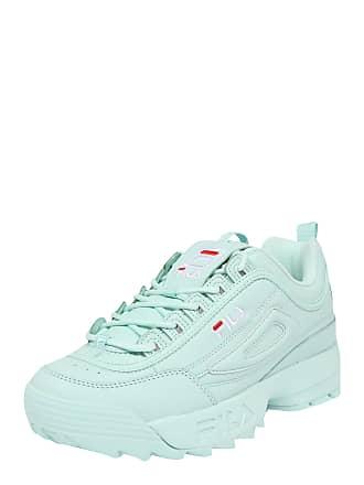 ba90a863d50 Fila Sneakers laag Disruptor mintgroen / rood / wit