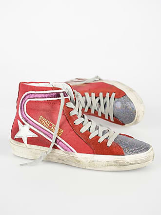 Golden Goose Glittered Sneakers size 36