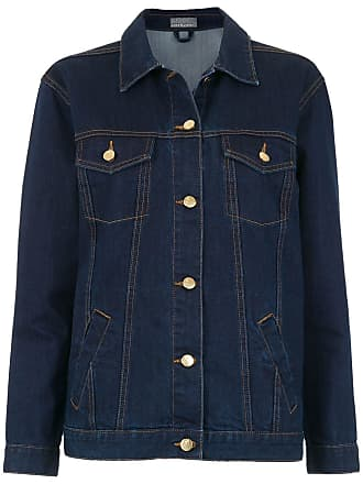 Amapô Jaqueta jeans Relax Kingston - Azul