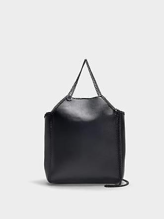 057008c172ae Stella McCartney Falabella Mini Tote in Black Synthetic Material
