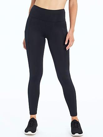 Bally Womens Freeze High Rise Performance Pocket Legging, Black, Large