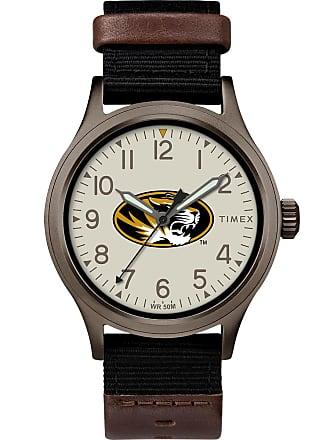 Timex Timex Watch Mens Clutch Missouri Tigers Titanium/black/other Item Twzumsrmbyz