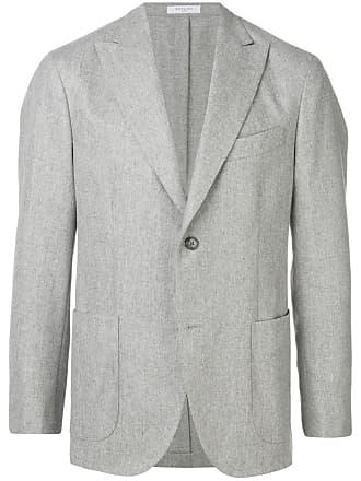 Boglioli buttoned tailored blazer - Grey
