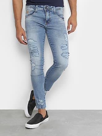 71f906cf3 Biotipo Calça Jeans Skinny Destroyed Biotipo Masculina - Masculino