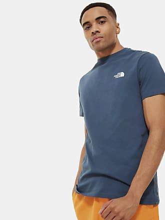 The North Face T-Shirt uomo simple dome / Blu