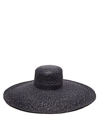 b1ad7992f6afe Lola Hats Pergola Wide Brim Straw Hat - Womens - Blue