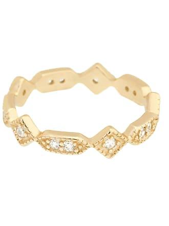 Shashi Jasmine Band Ring