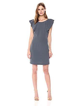 Vero Moda Womens Bambo Deep Back Dress, Ombre Blue, X-Small