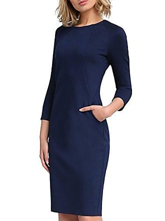 Kurze Kleider in Dunkelblau: Shoppe jetzt bis zu −65% ...