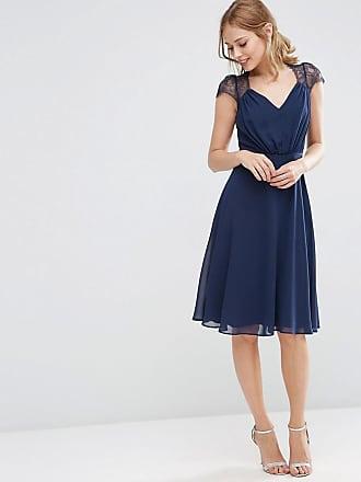 ac91a8a7cf1 Robe de soiree bleu marine asos – Robes de soirée élégantes ...