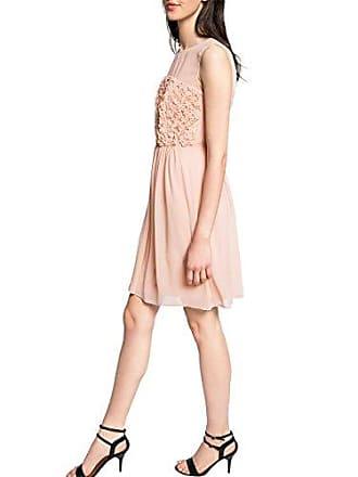 Kleid pastell rosa lang