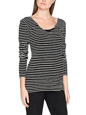 Shirt Ls Top /à Manches Longues de Maternit/é Femme Esprit Maternity T