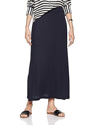 a236dbe13dd1 Filippa K Damen Rock Fit   Flare Jersey Skirt Midi Einfarbig
