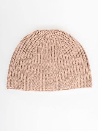 d0e5f850457 Gentryportofino Cashmere Ribbed Beanie Hat size Unica