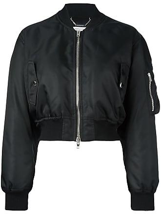 boxy cropped jacket - Black Givenchy