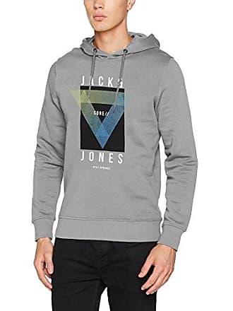 Jack /& Jones Jcodynel Hood Sweat-Shirt /À Capuche Homme