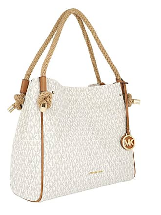 38ef2b69f2ecb2 Michael Kors Shopping Bags - Isla LG Grab Bag Vanilla/Acrn - beige -  Shopping