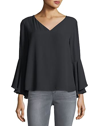 Sunrise High-Low Blouse Neiman Marcus
