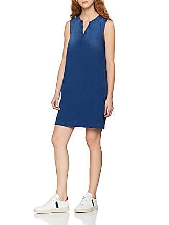 S oliver kleid blau mit blumen