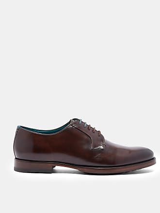 Ted Baker Shiny Leather Derby Shoes