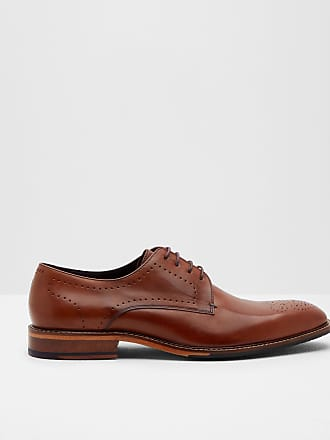 Ted Baker Punched Leather Derby Brogues